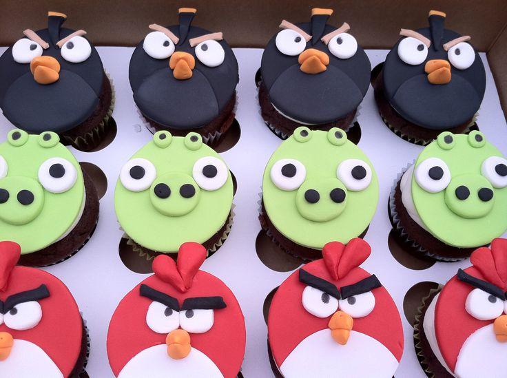 Petit gateau angry birds
