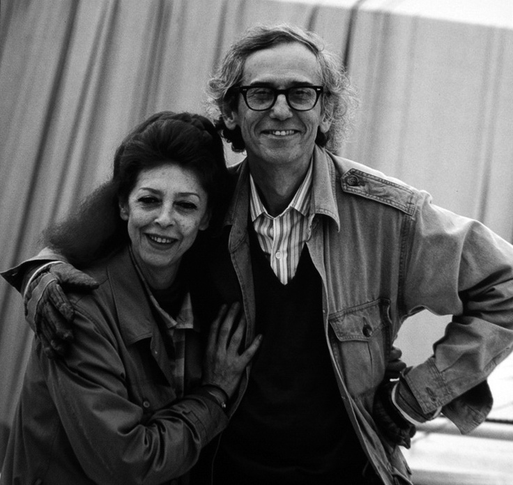 Christo & Jeanne-Claude: Artists Studios, Environmental Art, Early Drawings, Collage, Art Education, Art History, Art Modern, 251 Art, Artist Photos