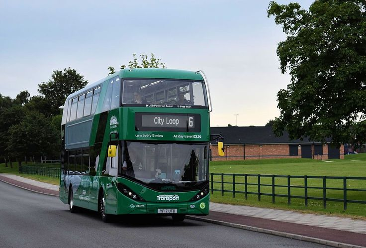 Transport Nottingham: Nottingham gets even greener with bio-gas buses on 5 routes.