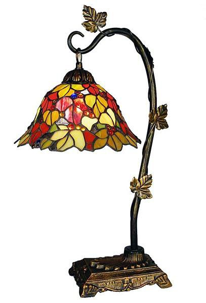 TiffanyHomeDecor.com - Yellow and Orange Tiffany Leaf Table Lamp, $129.95 (http://www.tiffanyhomedecor.com/yellow-and-orange-tiffany-leaf-table-lamp/)
