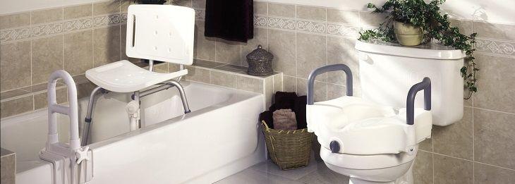 Bathroom safety products, bath safety, bath safety products, toilet seat riser, bath chair, shower chair, tub grab bar, grab bar