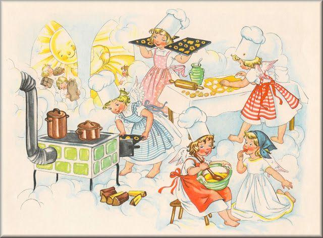 Felicitas Kuhn Illustrazioni Natale