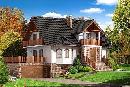 Projekty domů - Dom-Projekt :michalovka