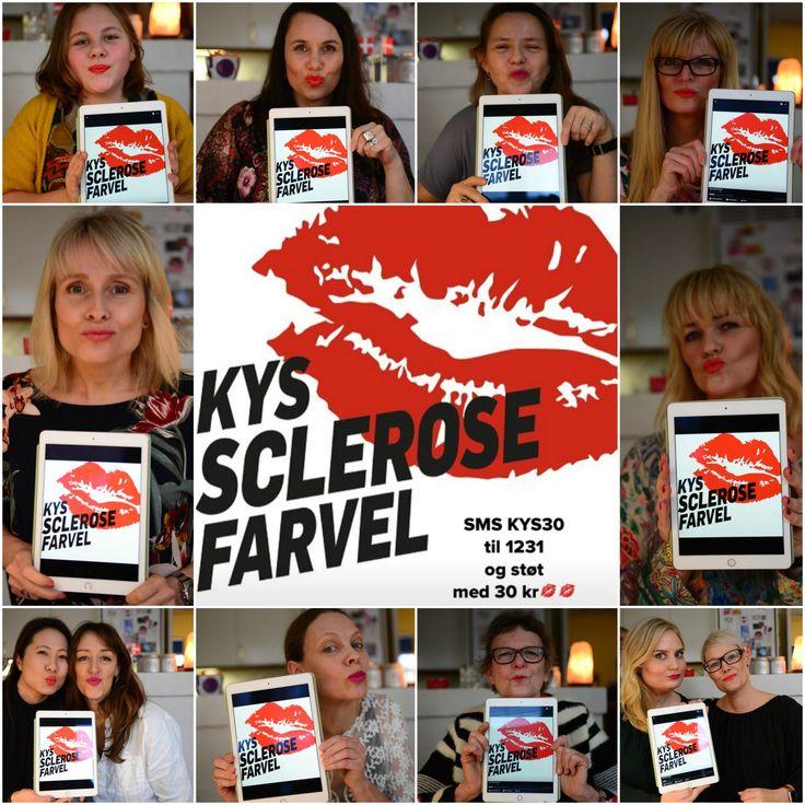 Kys sclerose farvel med røde læber