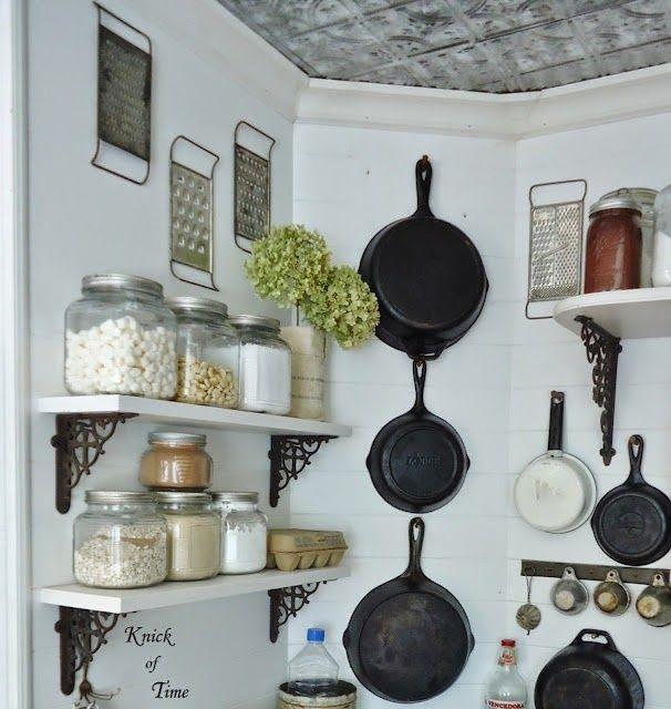 Panela velha é que faz comida boa? Depende, só se for de ferro! ~ Dicas para Casa e Lazer