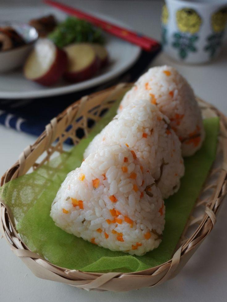 人参と生姜の炊き込みご飯 by 楠みどり | レシピサイト「Nadia | ナディア」プロの料理を無料で検索