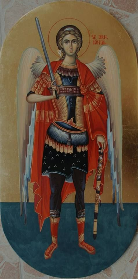 Aartsengel Michael (Grecu Stas)