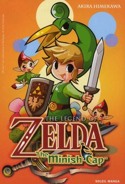 CDI - LYCEE GEN.ET TECHNOL.AGRICOLE EDOUARD HERRIOT - The legend of Zelda. The minish cap