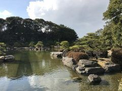 ご近所なのに一度も行っていなかった大濠公園の隣のあの日本庭園に行って来ました あそこ入場するの有料だったんですね知らなかった とはいえ中に入ればそれ相応の価値がありました 入った途端なかで和服を着たお姉さんの撮影をしてたのでびっくりしましたが 無事邪魔をせずに中を探索 天気もその時だけ青空が見えていい写真が撮れました tags[福岡県]