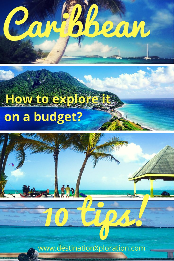 The Caribbean islands are not designed for budget travellers. But there's ways around it. How to maximize your Caribbean budget travel trip?
