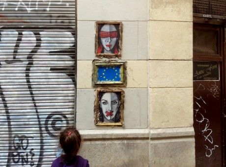 #bleeps #barcelona #artivism #street_art