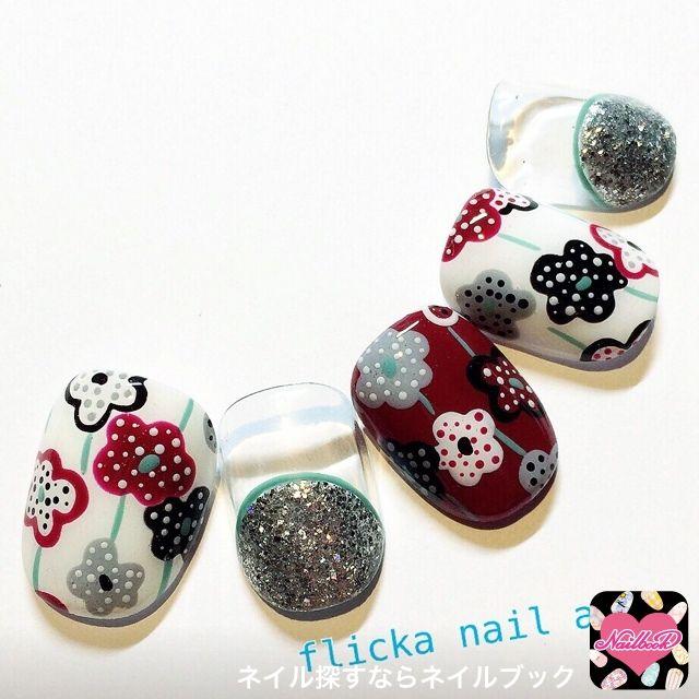 ネイル 画像 flicka nail arts 1043746