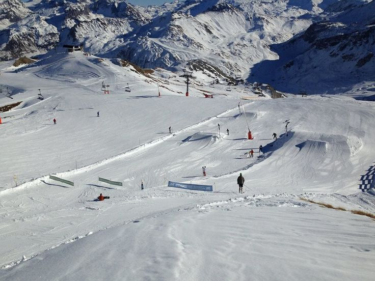 Pre-Christmas skiers can get their fix at a good choice of resorts across the Alps, although much of the snow is still artificial. - OnTheSnow