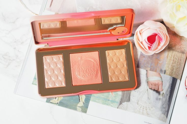 Too Faced Sweet Peach Collection <3 review on As You Wish Uk www.asyouwishuk.com
