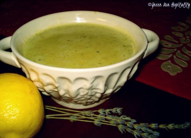 online store shopping Creamy Lemon Asparagus Soup  food
