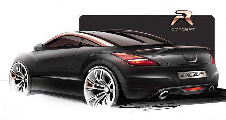 Peugeot'un yeni Sportif Coupe Konsepti seri üretime geçti! Detaylar haberimizde. http://www.e-ucuzu.com/10/post/2013/08/peugeot-rcz-nin-yeni-konsepti-rcz-r.html #peugeot #coupe #rcz