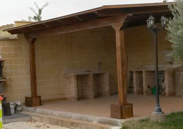 17 mejores ideas sobre porches de madera en pinterest - Pergolas y porches de madera ...