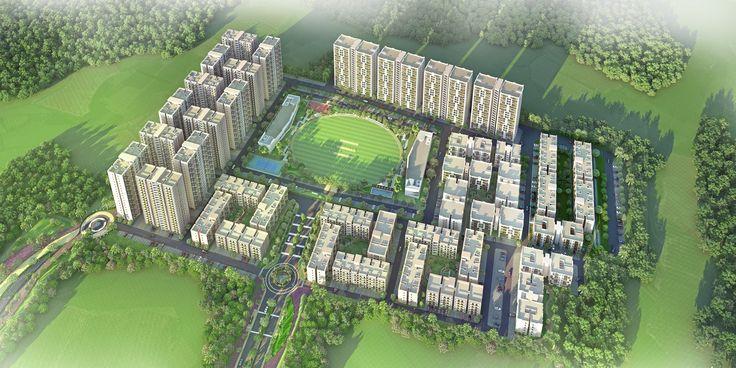 Introducing The Pleasures of Living – Swayam City. #SwayamCity #Kolkata