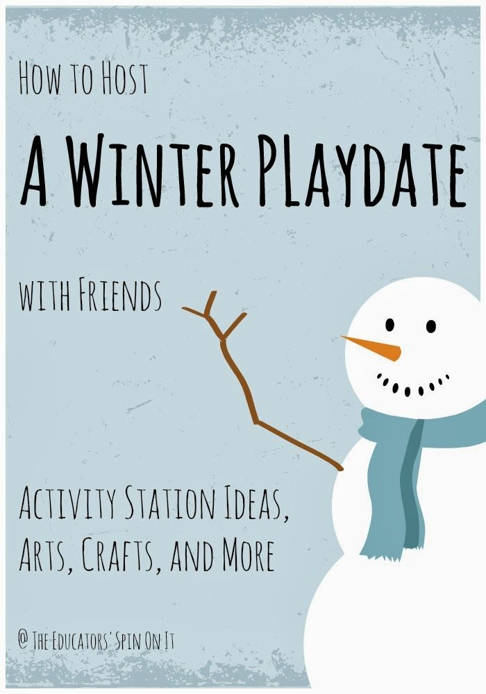 How to Host an After School Playdate by theeducatorsspinonit #Parenting #Playdate