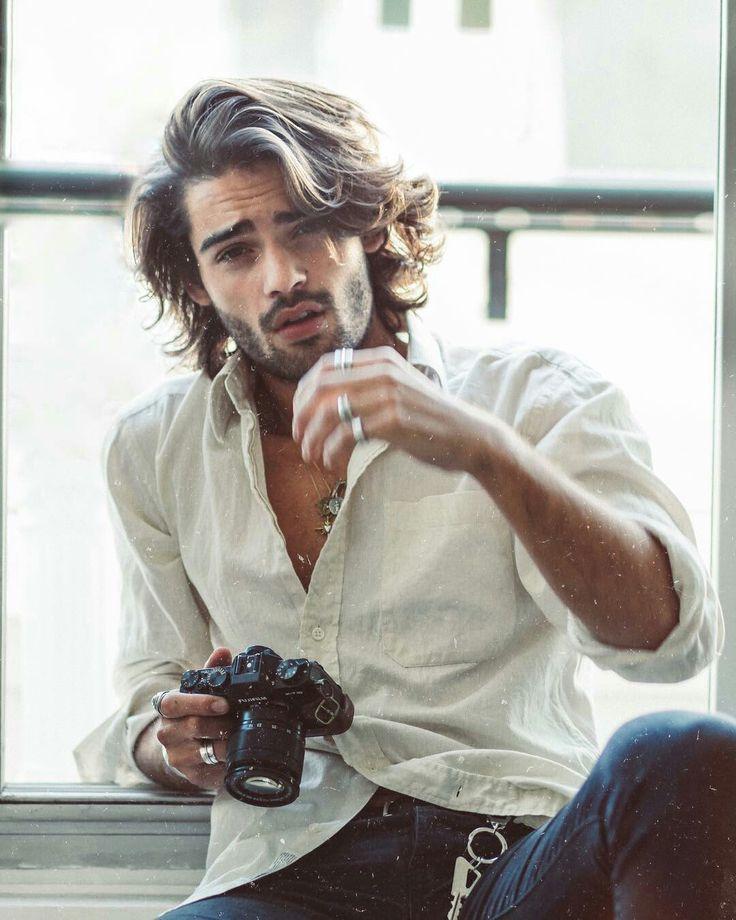 Renan Pacheco Guys In 2019 Long Hair Styles Hair