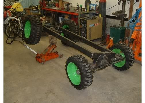 Diy Home Built Compact Tractor Page 16 Compact