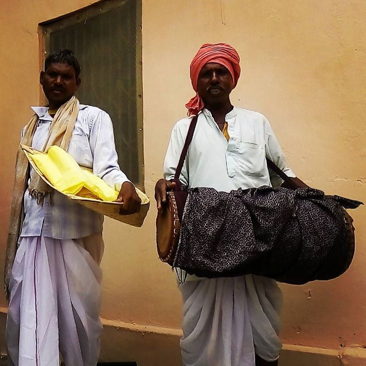 #sarhul festival celebrated by #baiga #tribe at #latehar #incredibleindia