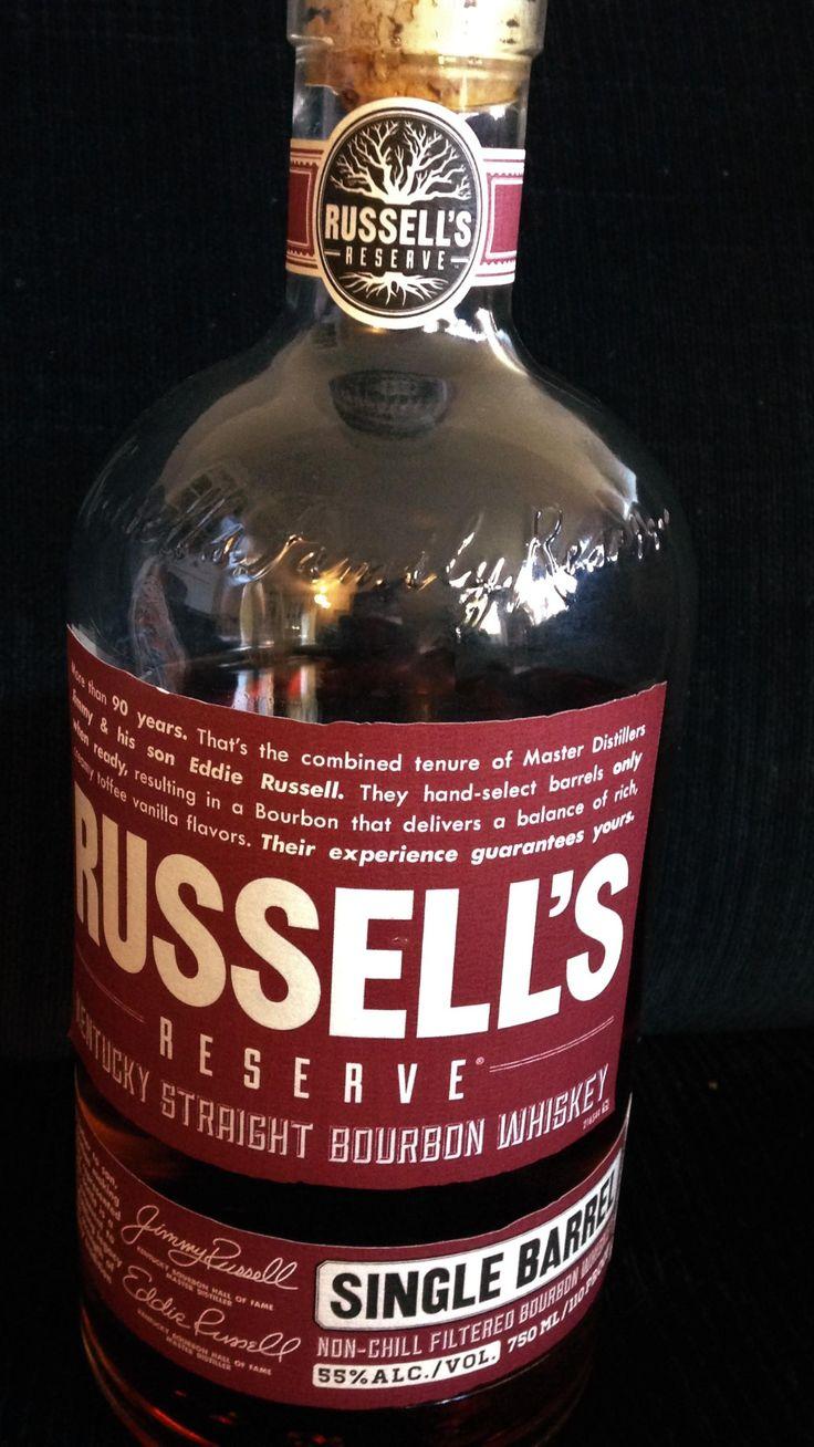 Russell's Reserve Single Barrel Bourbon: Review #2 #bourbon #whiskey #whisky #scotch #Kentucky #JimBeam #malt #pappy