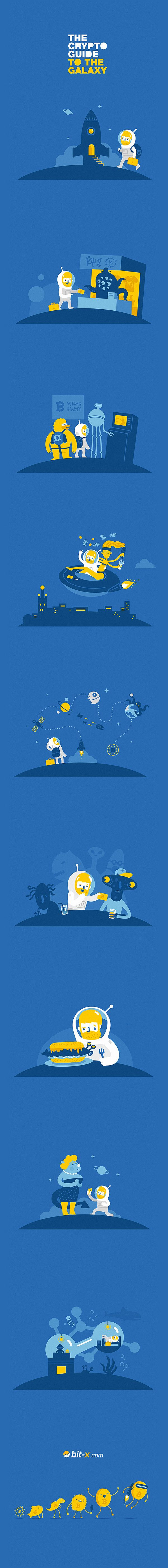 https://www.behance.net/gallery/24075155/The-Crypto-Guide-to-the-Galaxy