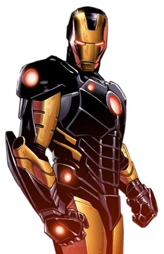 Will Iron-Man wear Black & Gold in Captain America: Civil War?