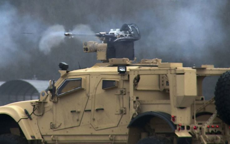 Electro Optic Systems Pty Ltd (ASX: EOS) has announced two developments that will open up opportunities for the supply of weapons and defence systems to meet a growing demand to increase the firepower