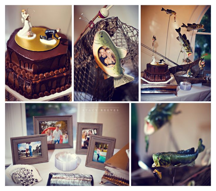 Fishing Wedding Ideas: 46 Best Of All The Fish In The Sea...You're The One For Me