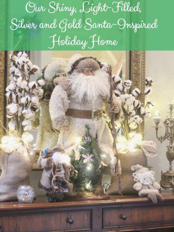 Holiday Home Tour Blog Hop Shares Cozy at Christmas