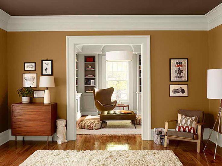Black Furniture Best Living Room Color
