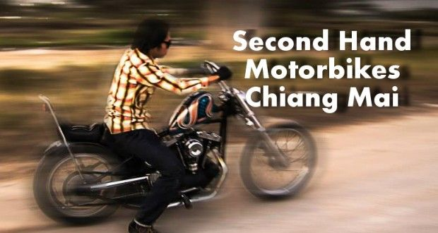 Second hand motorbikes Chiang Mai - Chiang Mai Travel Guide and Hotels Booking