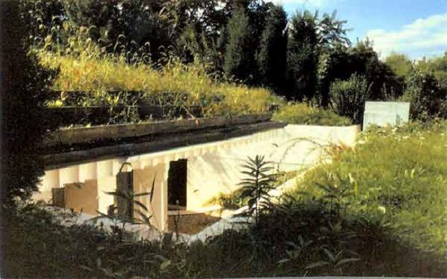 17 beste afbeeldingen over architecture basements bunkers for Earth covered homes