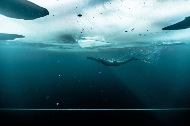 Arthur Guerin-Böeri record del mondo apnea
