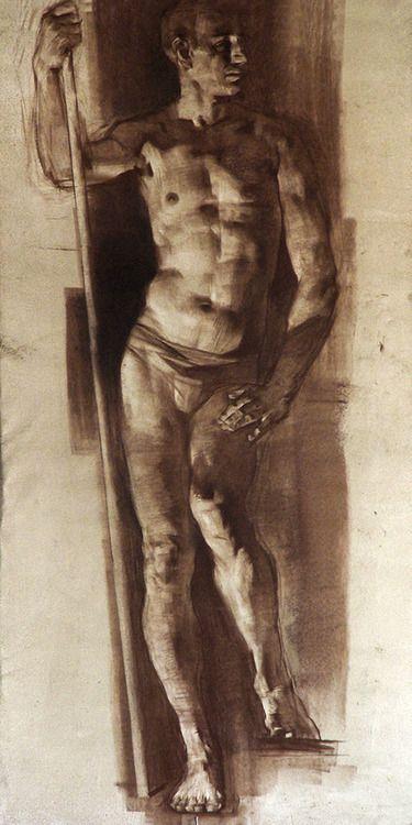 Stieglitz St. Petersburg State Academy of Art and Industry (est 1876), Saint Petersburg, Russia, Artistic Anatomy.