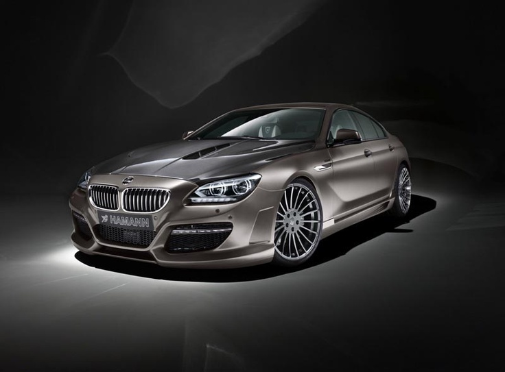 Hamann Unleashes Custom 2013 BMW 6 Series Gran Coupe   WOT On Motor Trend