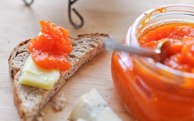 Carrot Cardamom Confiture