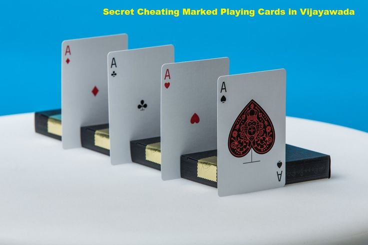 Shop Online best quality spy cheating playing cards with secret marking back of the cards. The spy marked cards specially design in way that on one can catch you while play gambling games with cheating marked cards. Action India Home Products is the best place for getting the various cheating devices with advanced features. Get these cards and start to play card games without fear of losing.
