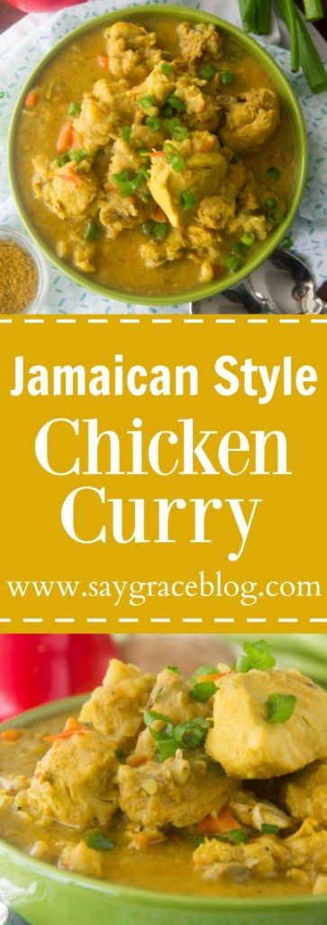 Best 25 jamaican curry chicken ideas on pinterest for Authentic jamaican cuisine