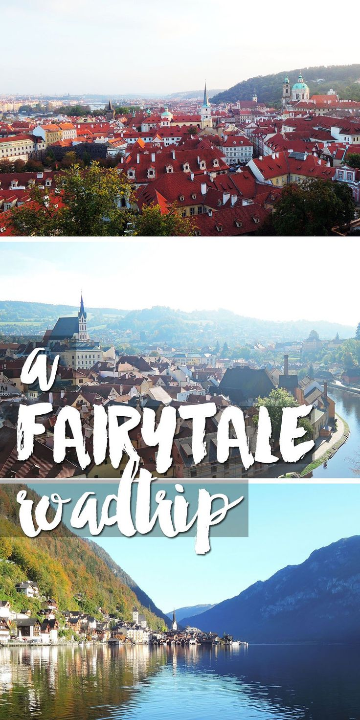 Czech Republic and Austria have some of the most beautiful fairytale and underrated destinations in Europe – you can visit Prague, Cesky Krumlov, and Hallstatt in one neat road trip! This fairytale road trip itinerary will definitely make you swoon.