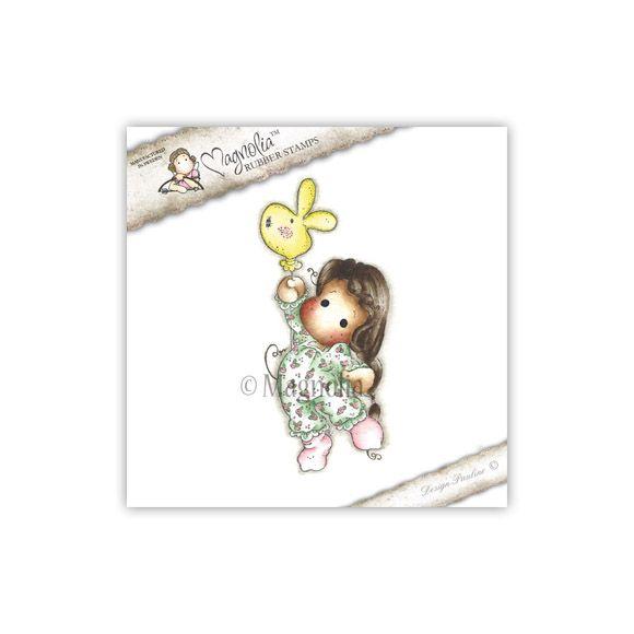 LF14 Tilda With Bunny Ballon