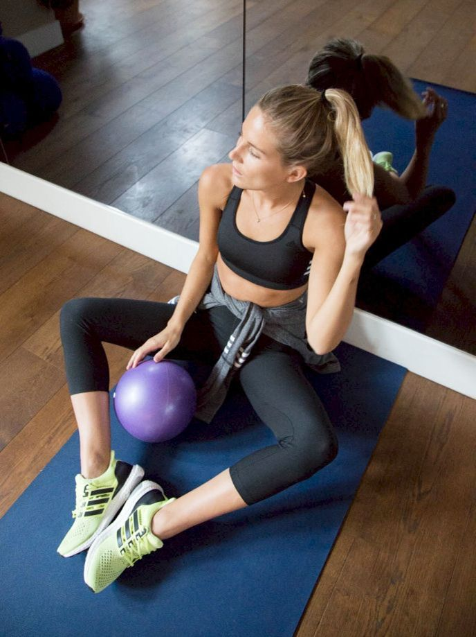 This exercise equipment is the answer to your small space - Small space workouts style ...