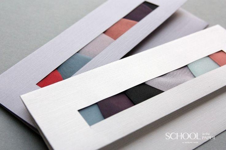 Korean JoGakBo Envelope with paper & Fabric _ SCHOOLinthepaper  http://blog.naver.com/story_5/220107073228