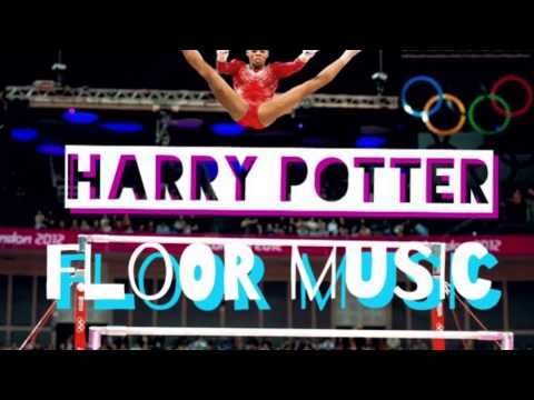 Harry Potter Gymnastics Floor Music - YouTube