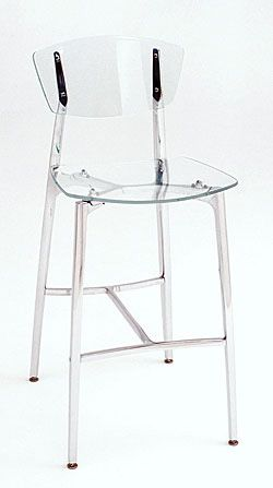 recurve stool all acryliclove these by girari