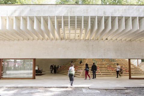 2016 Nordic Pavilion in Venice: Nine projects to represent Finnish, Norwegian and Swedish architecture.