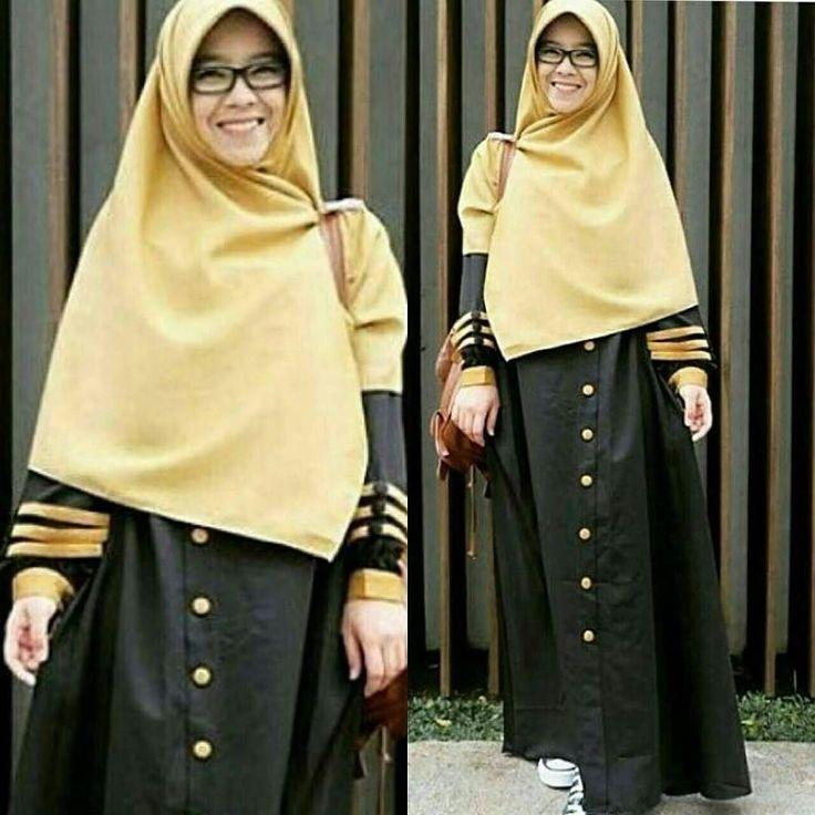 """assalamualaikum... . yuk follow @aizarra_hijab dan temukan kebutuhan hijrahmu disana. . ssttss  ada promo FREE ONGKIR DAN SUBSIDI ONGKIR (untuk daerah tertentu) lo.. . masih kurang??? . BONUS KLIP MAROKO di setiap pembelian (selama persediaan masih ada). hanya di @aizarra_hijab ukhti bisa tampil syari dan sekaligus stylish. """"Dunia adalah perhiasan dan sebaik-baik perhiasan adalah wanita solehah"""" (HR. Muslim)"""