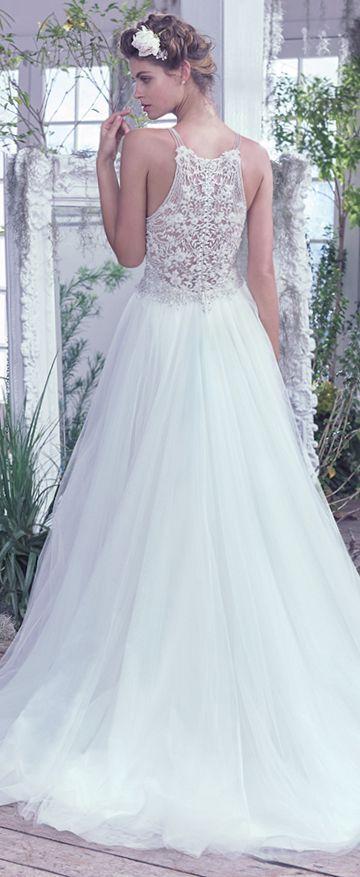 71 best wedding dresses images on Pinterest | Wedding frocks, Short ...